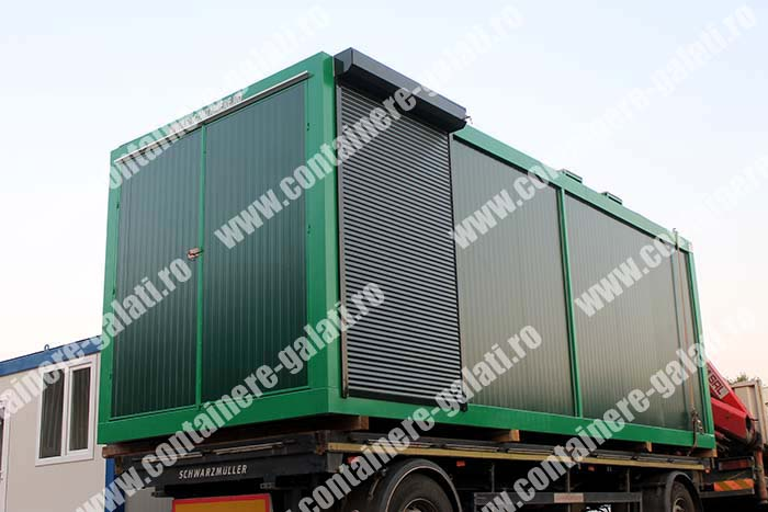 case din container Teleorman