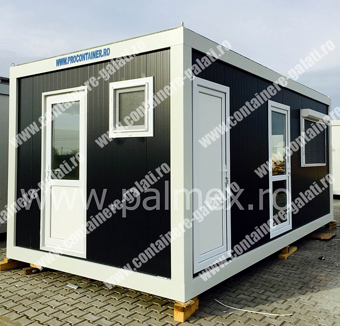 container pret Teleorman