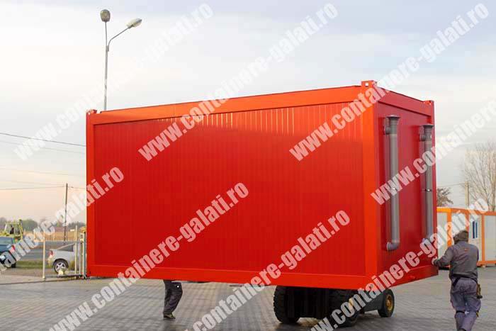 magazin container Teleorman
